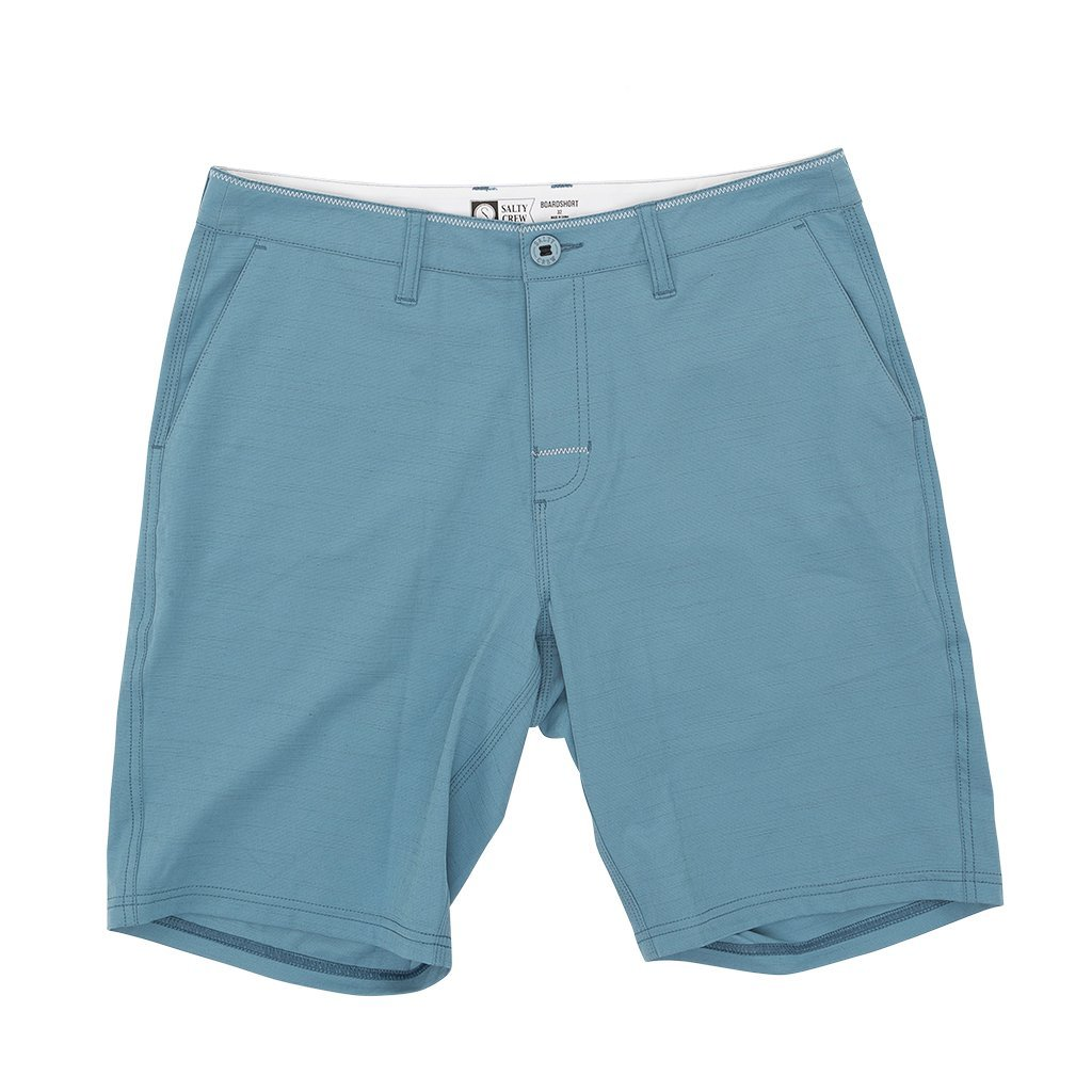 Salty Crew Drifter Hybrid Walk Short in Blue