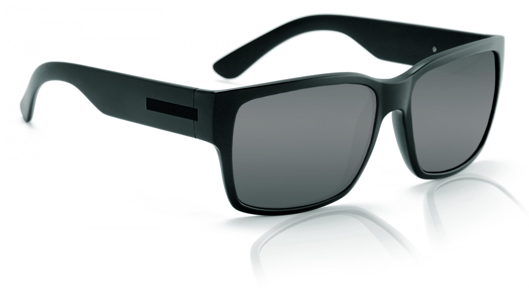 Hoven Mosteez Black on Black / Grey Polarized