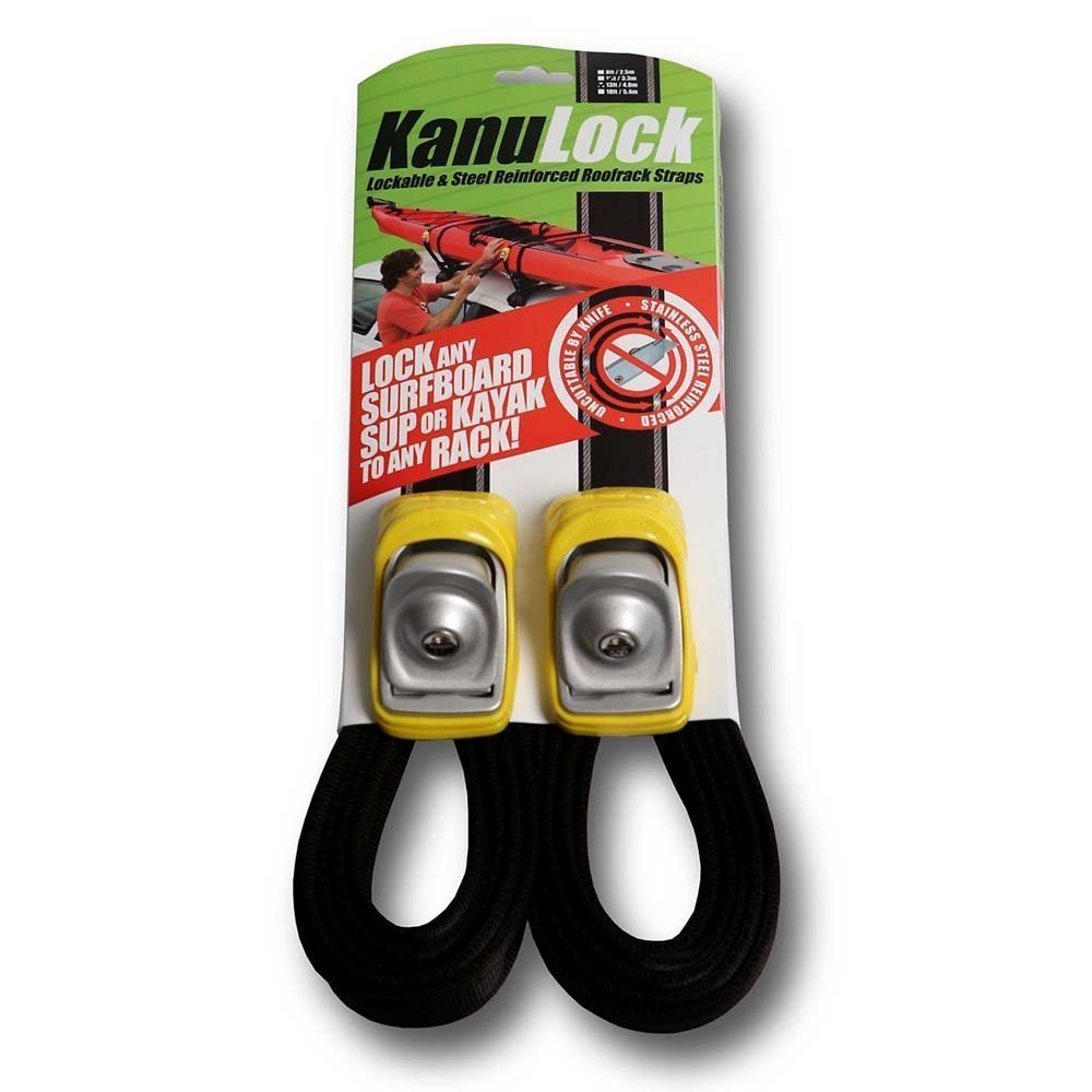 Kanulock 13' Lockable Tiedown Set