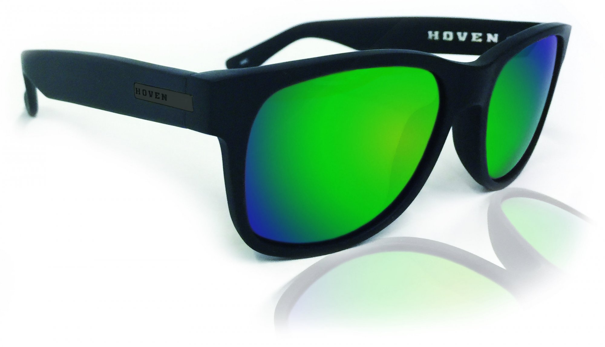 bf6a98314d Hoven Lil Risky Black on Black   Green Chrome. Hoven Lil Risky Blue Matte