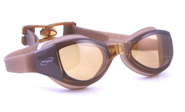 Aryca goggles adults brown