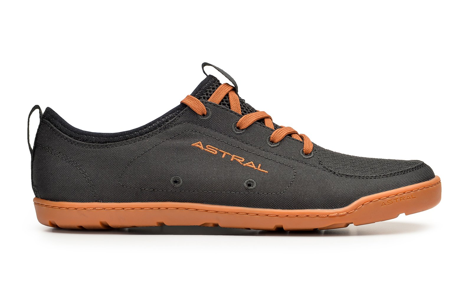 Astral Loyak Men's Water Shoes in Black/Brown