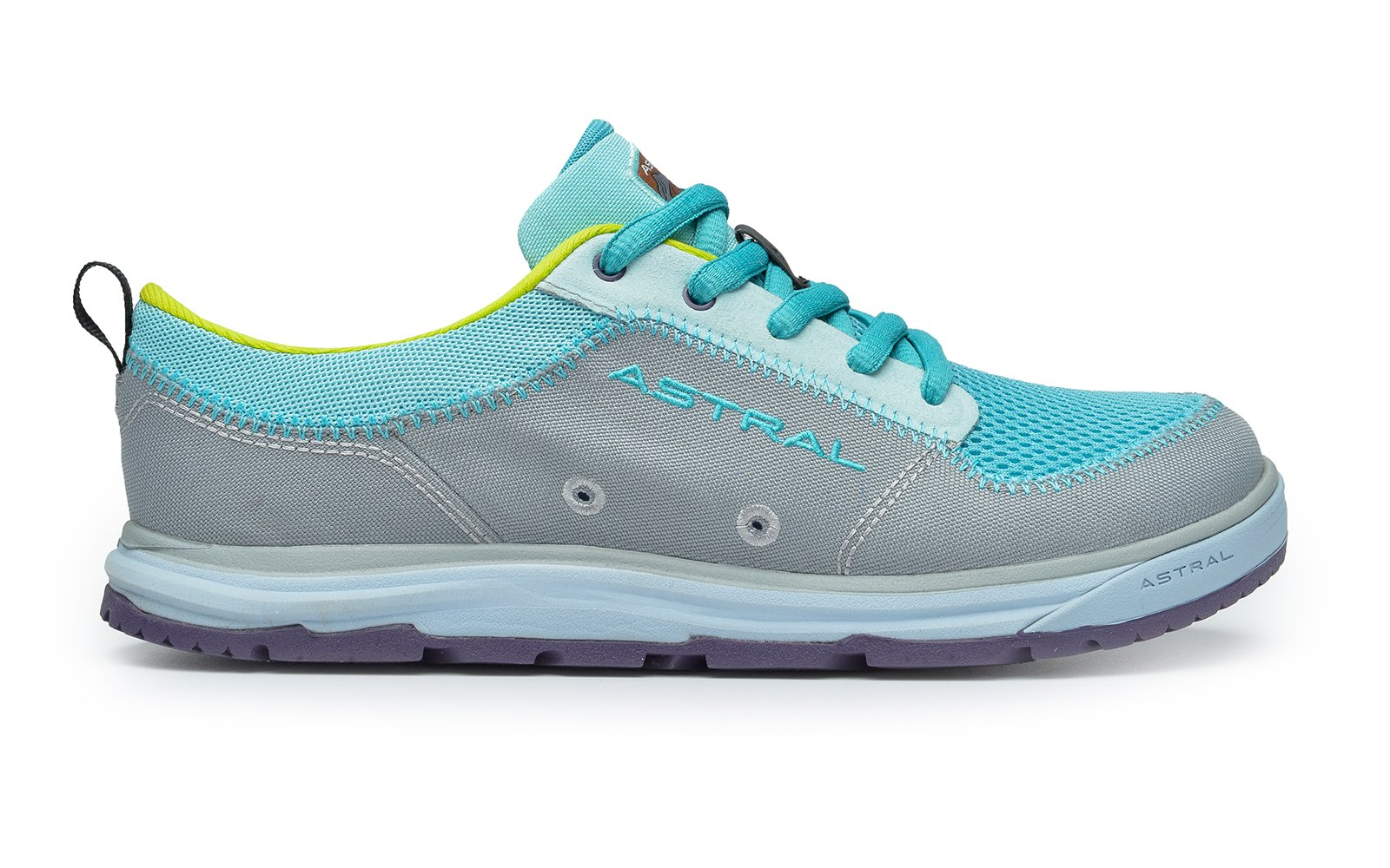 Astral Brewess 2.0 Women's Water Shoe in Turquoise Gray