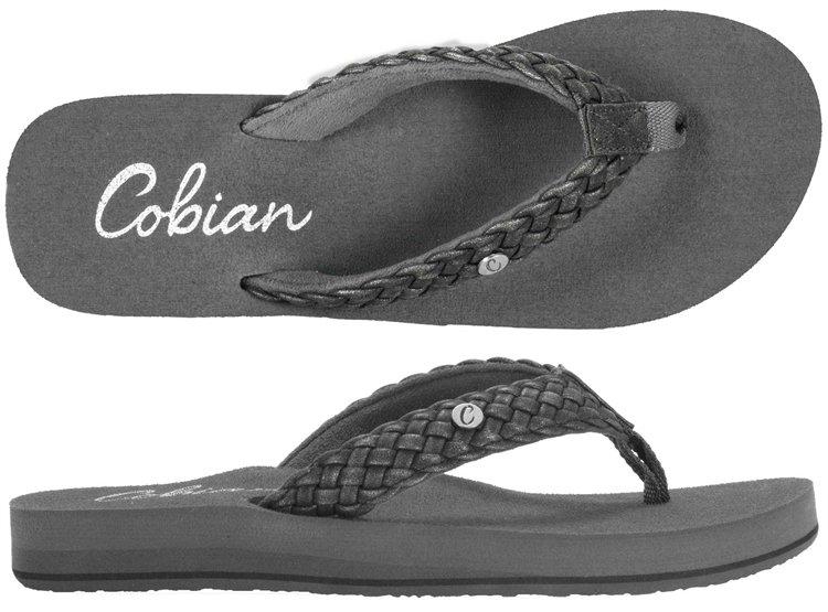 Cobian Braided Bounce Black Size 8