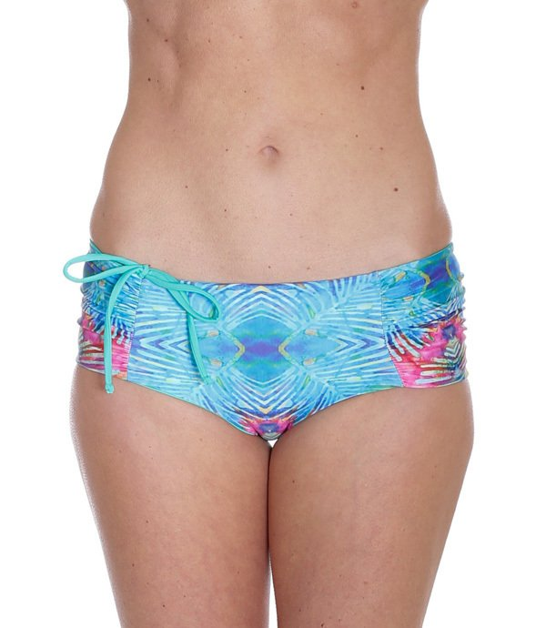 Local Honey Catalina Mint Rainbow/Batik Bottom L
