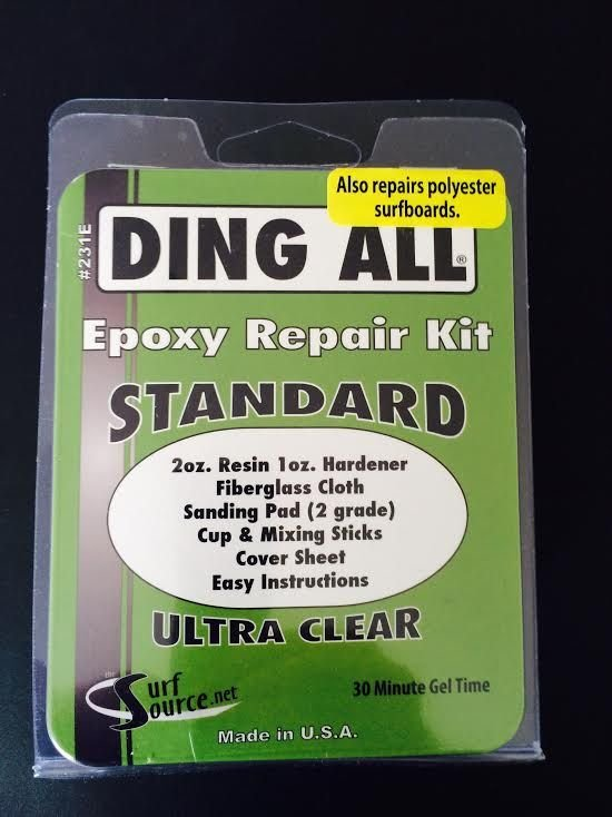 Epoxy Ding All Repair Kits