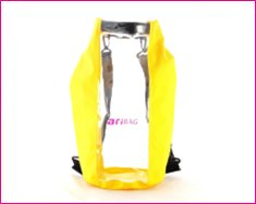 Aryca dry backpack yellow 15L
