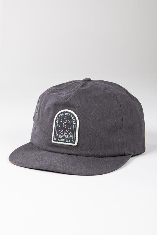 Katin Ball Cap Mystic Graphite
