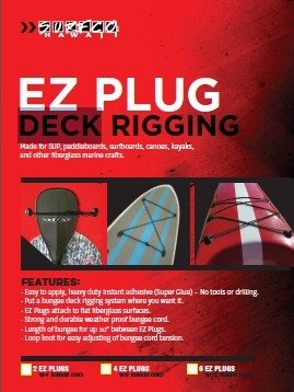 EZ Plug Deck Rigging Kit
