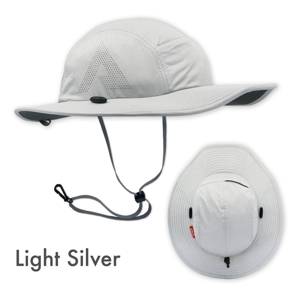 Shelta Firebird V2 Performance Sun Hat - Light Silver