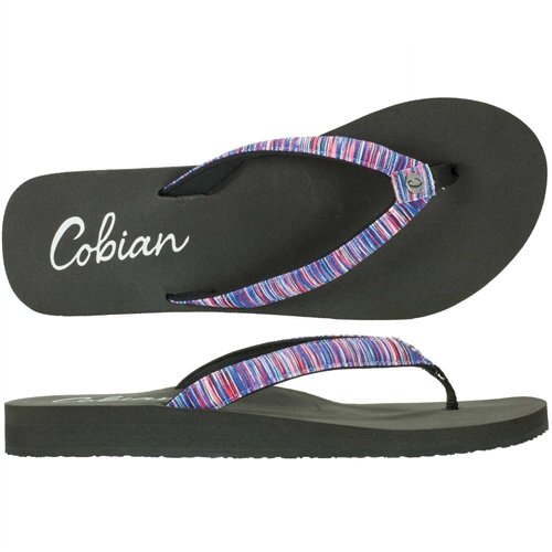 Cobian Fiesta Skinny Bounce Sunset Size 6