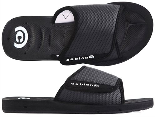 Cobian GTS Draino Black Size 8