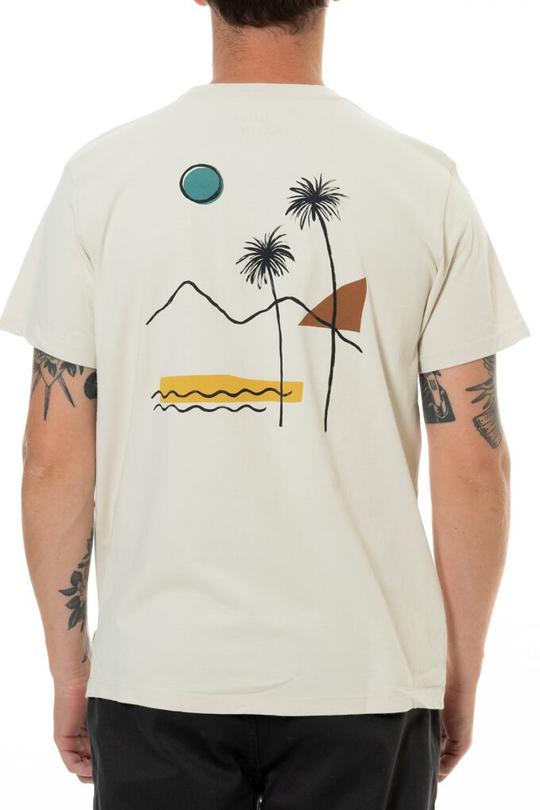 Katin Brush Scenic T-Shirt in Wool