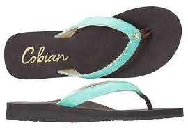 Cobian Skinny Bounce Dark Teal Size 8