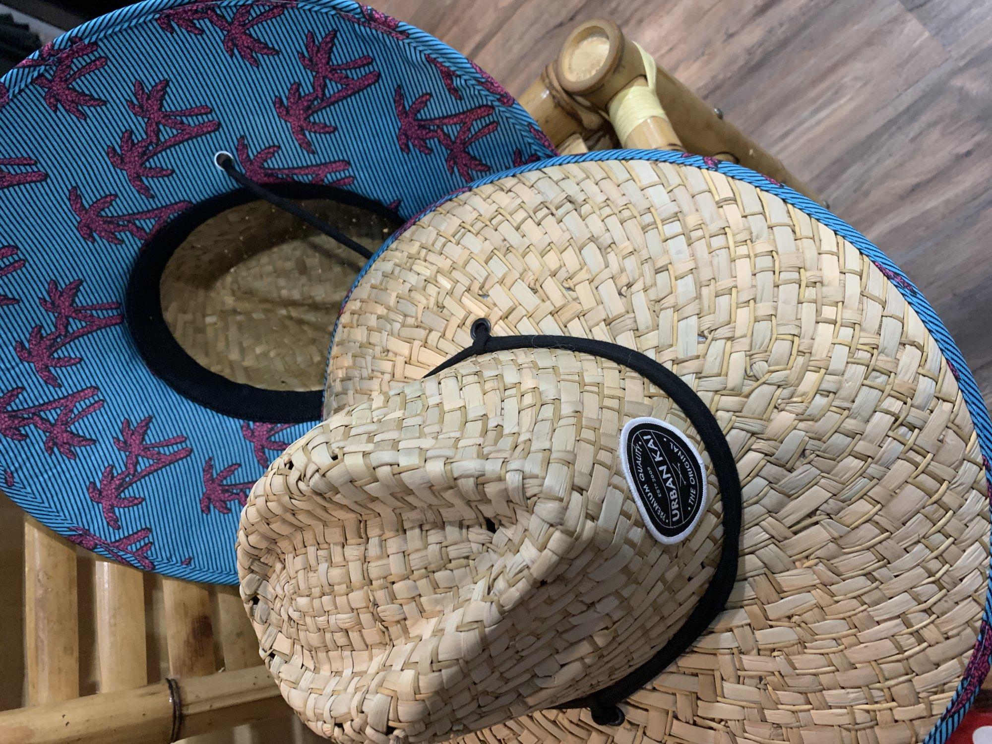 UK Straw Hat