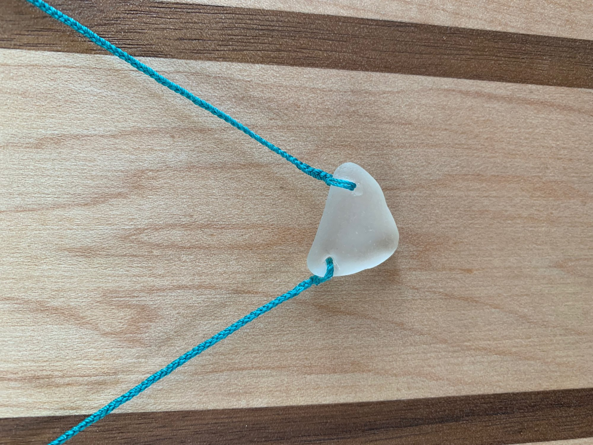 Kai Sea Glass Necklace