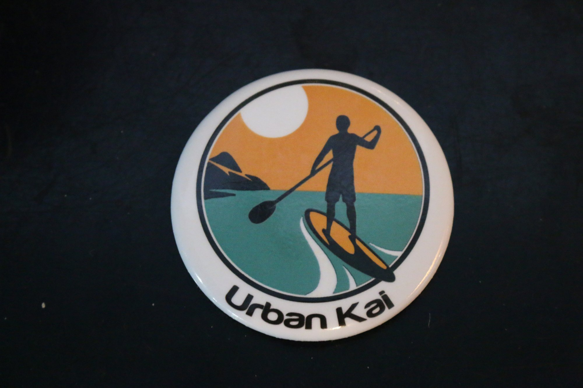 Magnet - Circle Urban Kai Logo