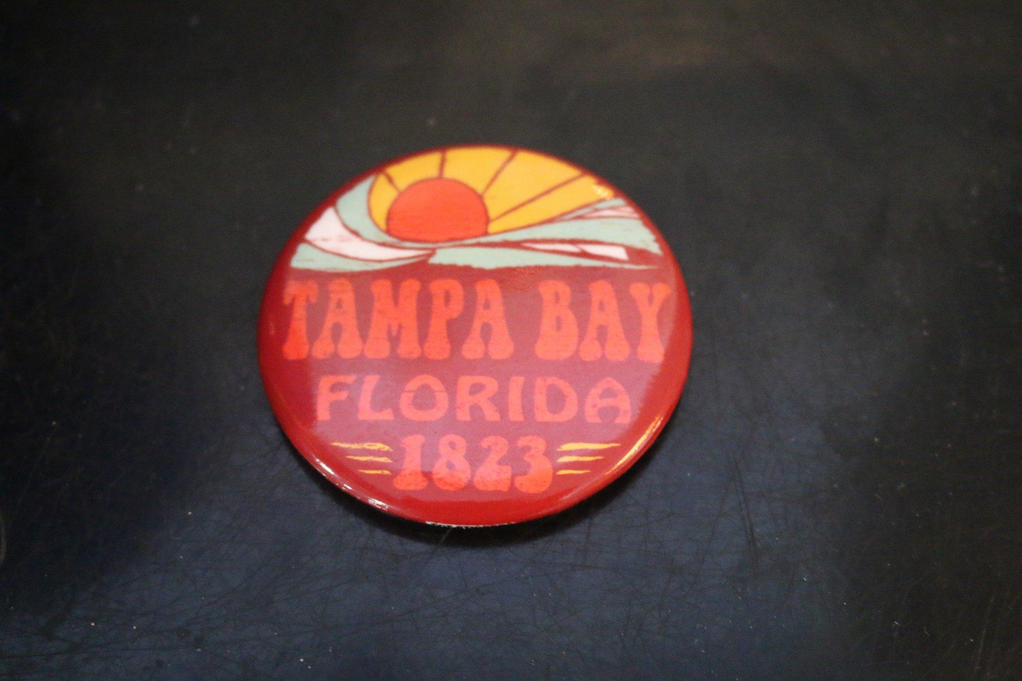 Magnet - flash back wave tampa bay