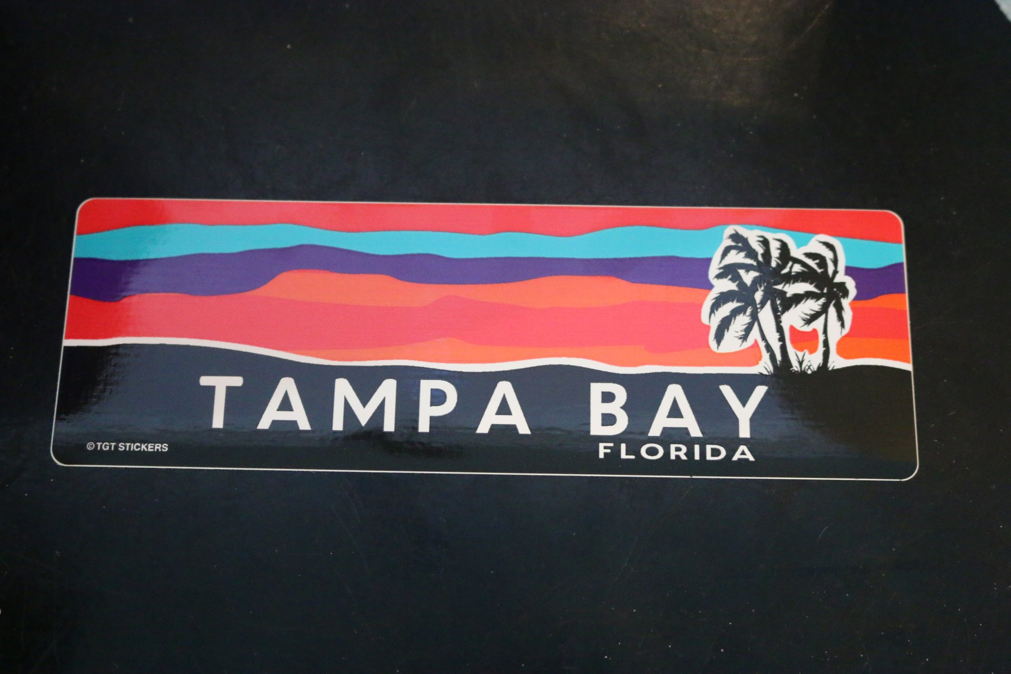 Sticker - Palm Trees