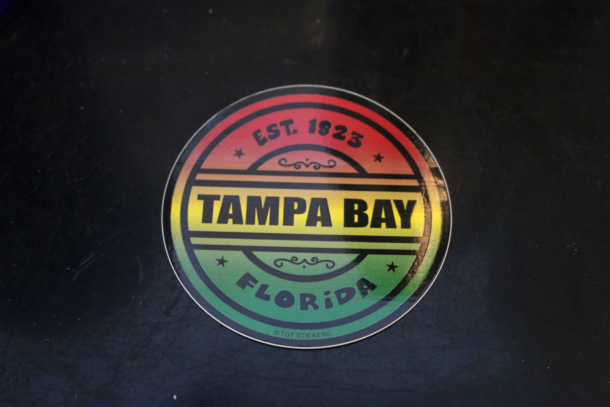 Sticker - Rasta Tampa Bay