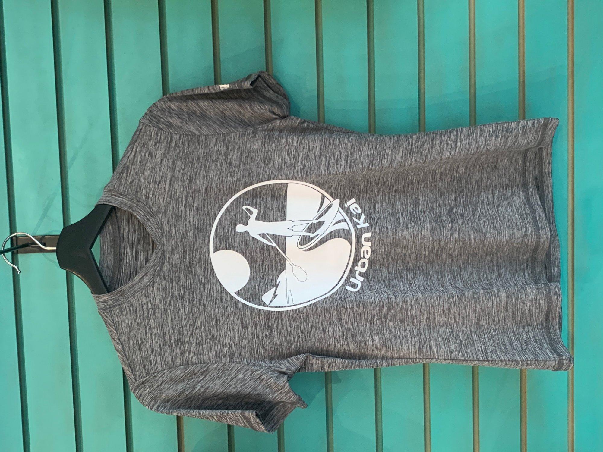 UK Sun Shirt Charcoal