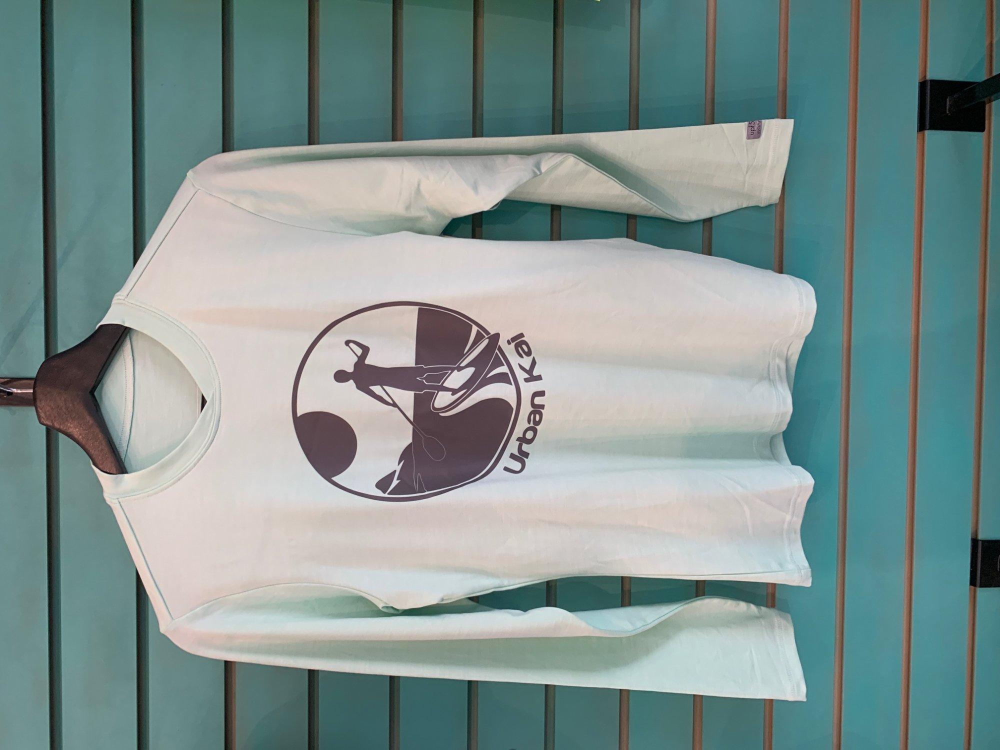 UK Long Sleeve Sun Shirt Mint