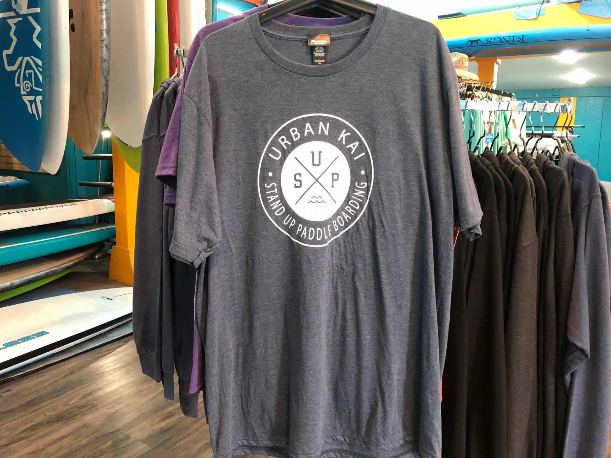 Urban Kai T Shirt SUP Logo