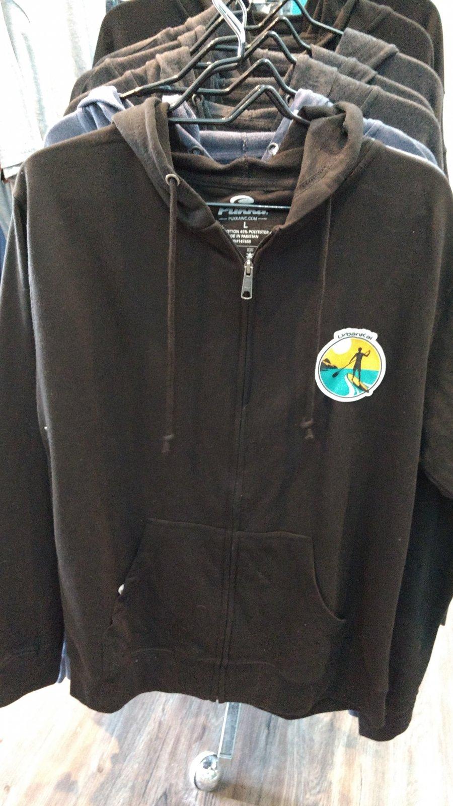 Urban Kai Premium Hoodie  Black - Large