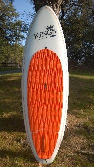 King's Accelerator Foil Board