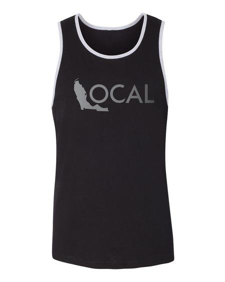Local Heather Grey Tank