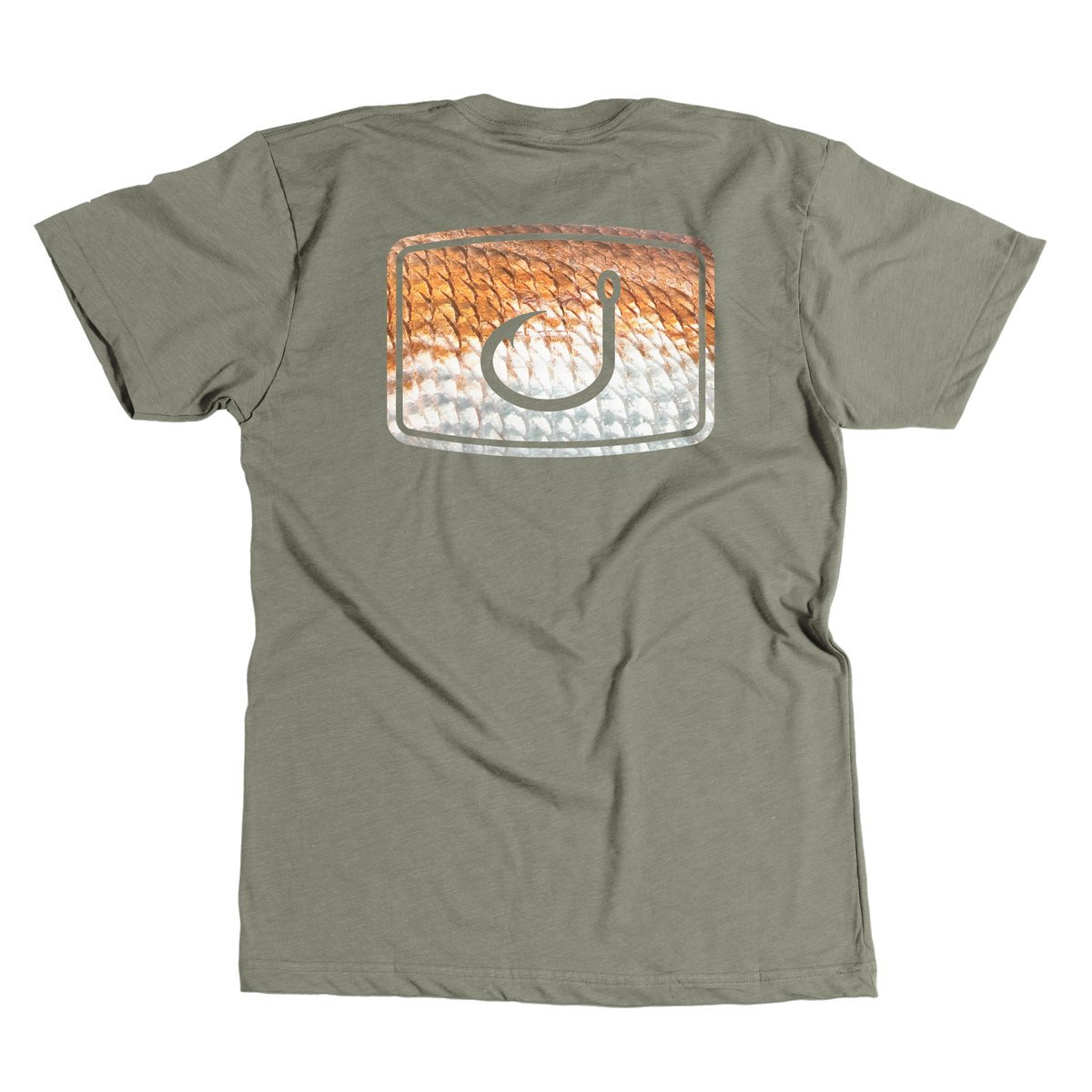 Avid Redfish Scales T-Shirt