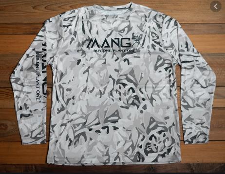 MANG Mangroflage L/S - Smoke Out