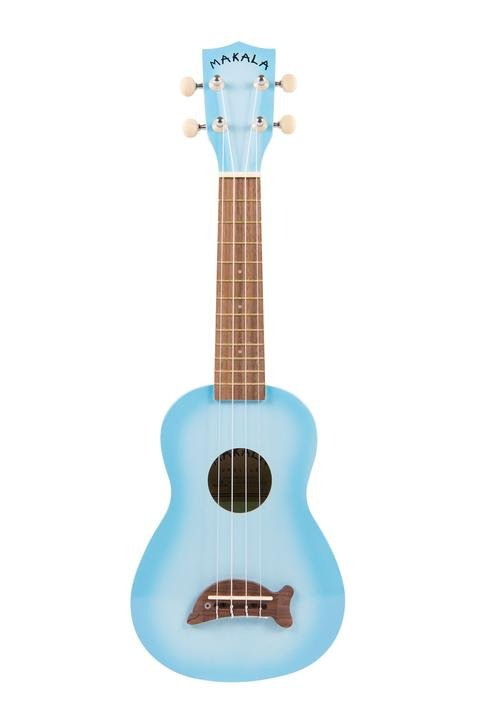 Kala Ukulele Dolphin Light Blue