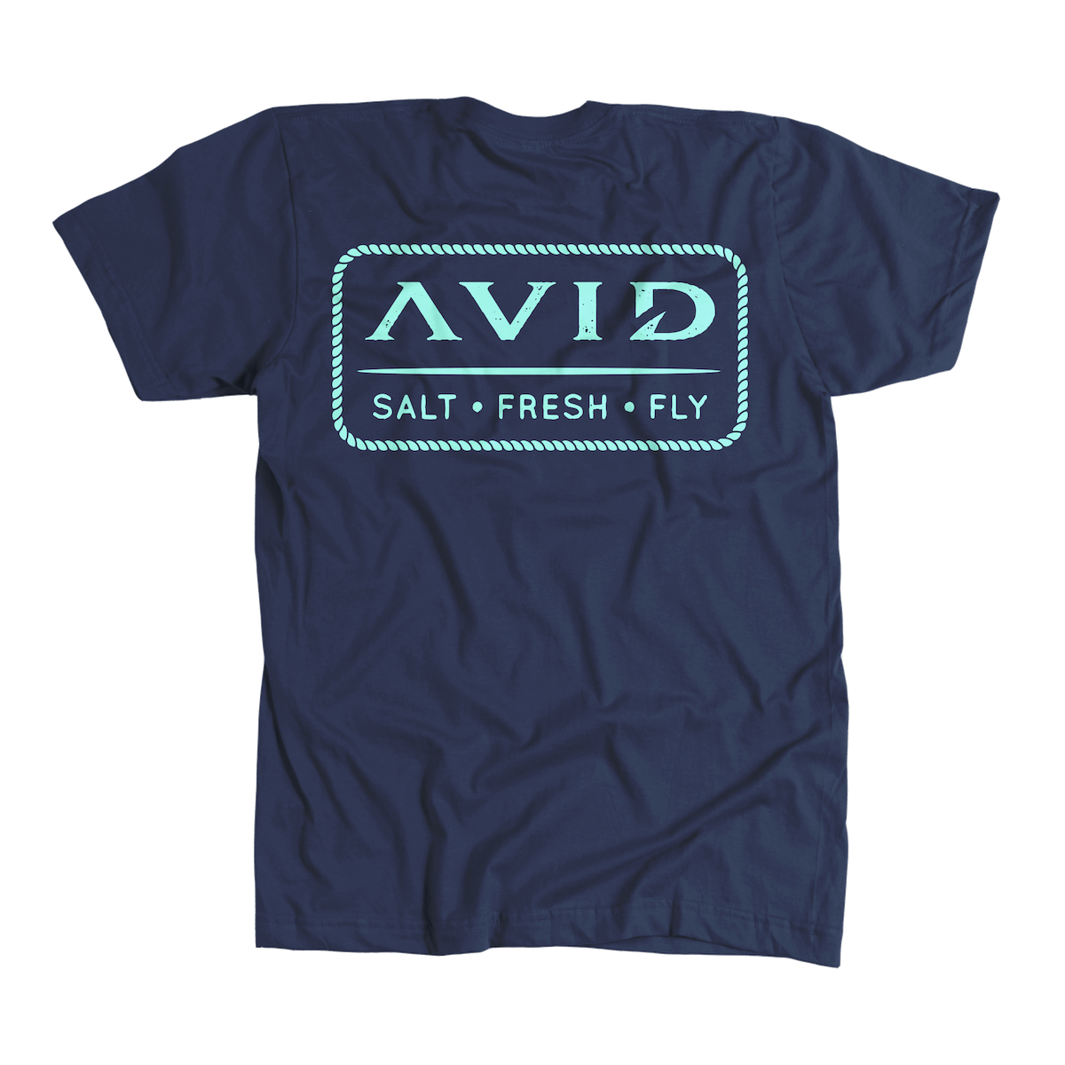 Avid All Water T-Shirt Navy