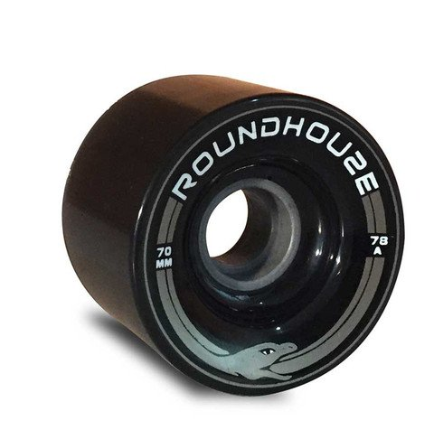 Carver wheels 70mm/78a roundhouse smoke