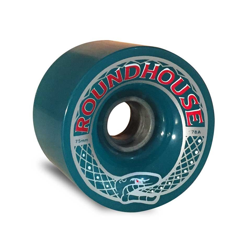 Carver 65mm or 75mm 81a aqua roundhouse wheels