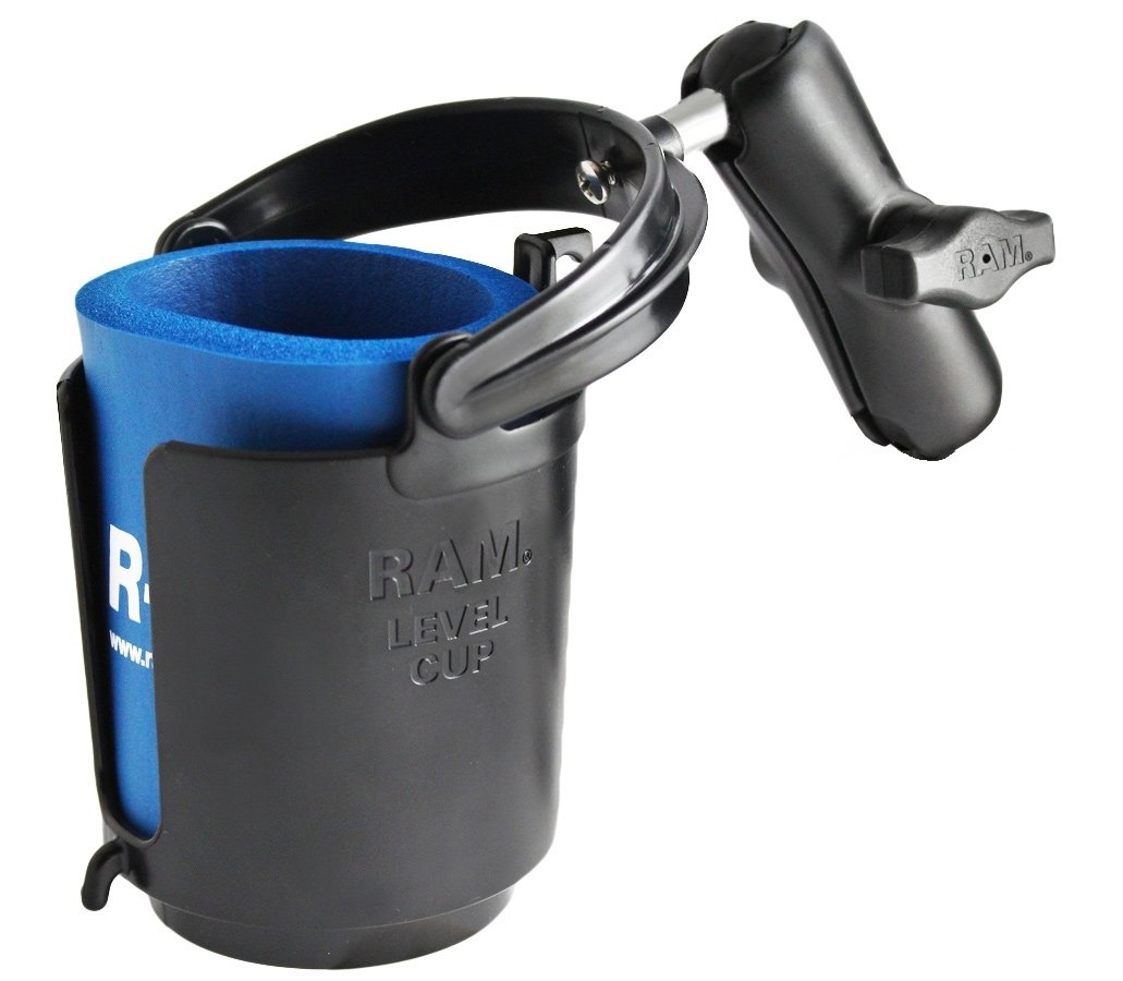 Yak Attack RAM Self Leveling Cup Holder