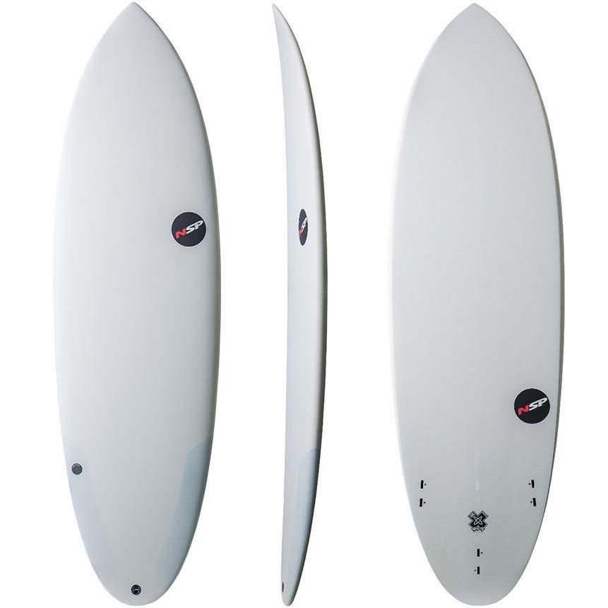 NSP Proteck 5'9 Hybrid Surfboard