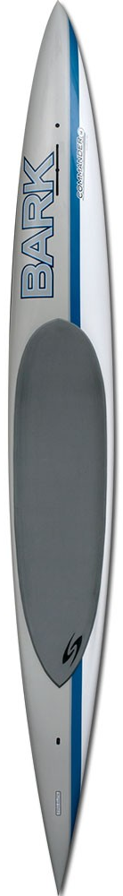 Surftech Bark Commander Pro Elite 12' Prone Board Blue DEMO