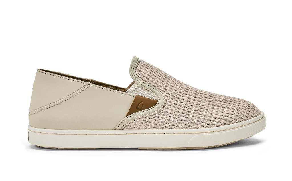 Olukai Pehuea Women's Sneakers in Tapa/Tapa