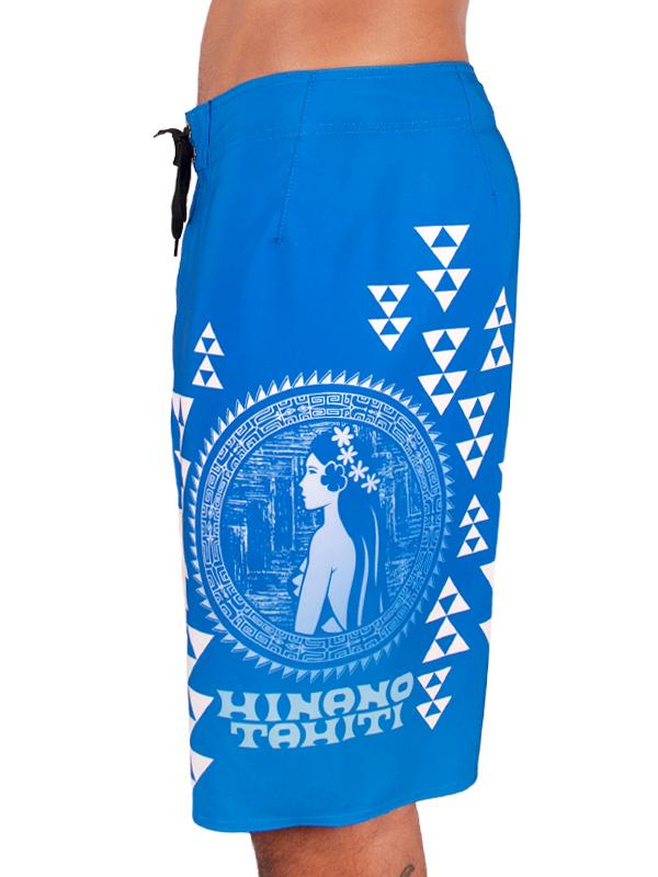 Hinano Tevita Shorts - Blue - 38