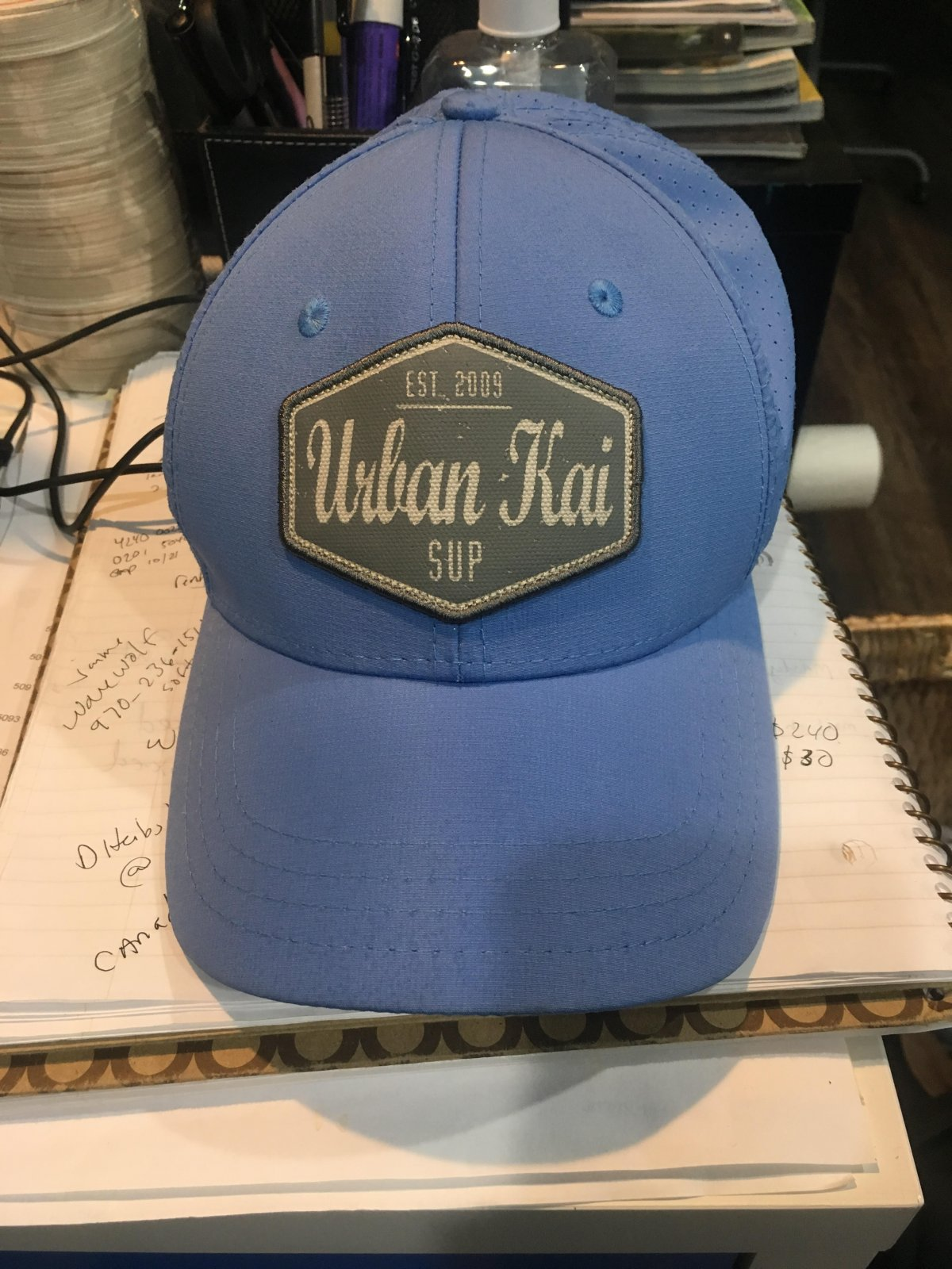 Urban Kai Hat UV Lite 2009 Logo
