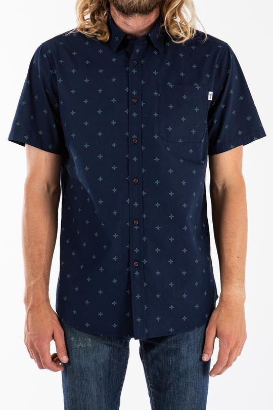 Katin Santa Fe Shirt Navy