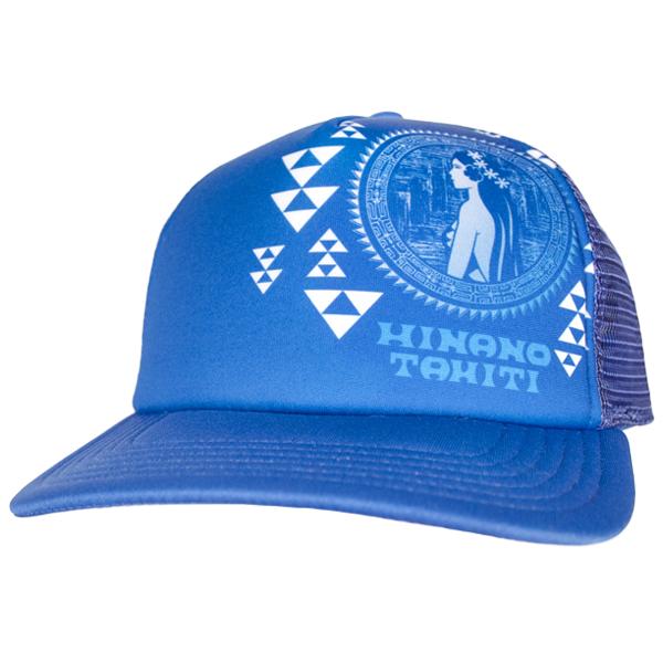 Hinano Hat - VAILIMA - Blue