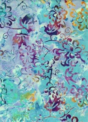 Memos from Athena blue/lavendar