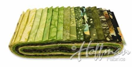 Bali Poppy Meadow Strips