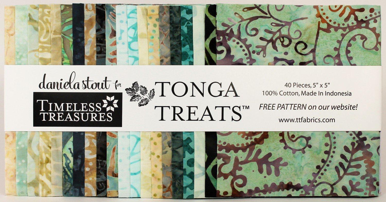 Tonga Treats Spa Day Charm Pk
