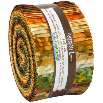 Cornucopia  Batik Jelly Roll
