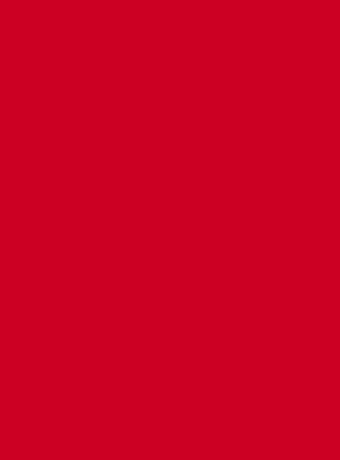 Tea Towel Red Solid