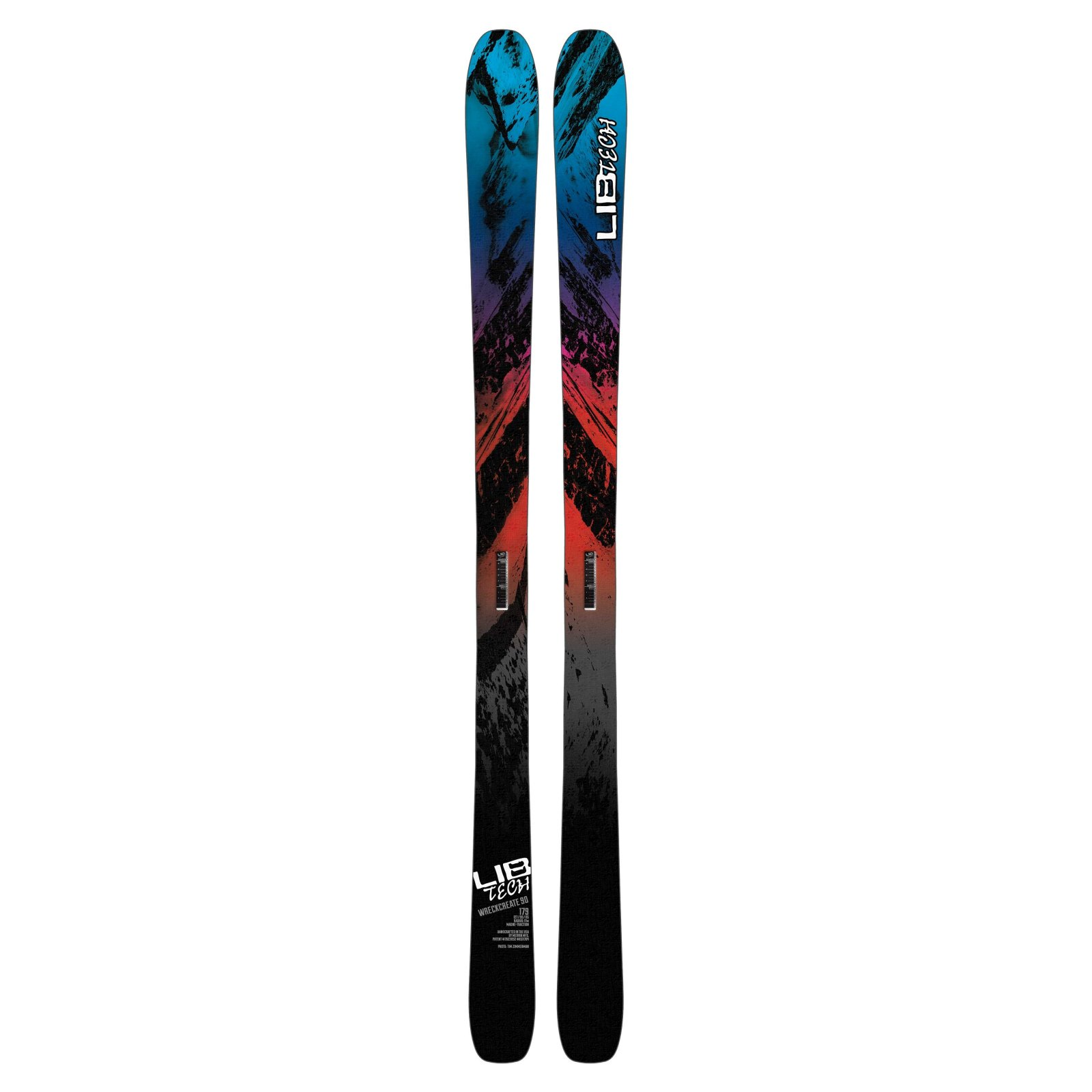 Lib Tech Wreckreate 90 Skis